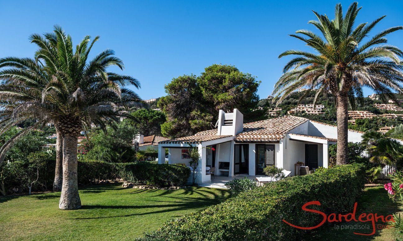 House and garden Villetta 3 Costa Rei
