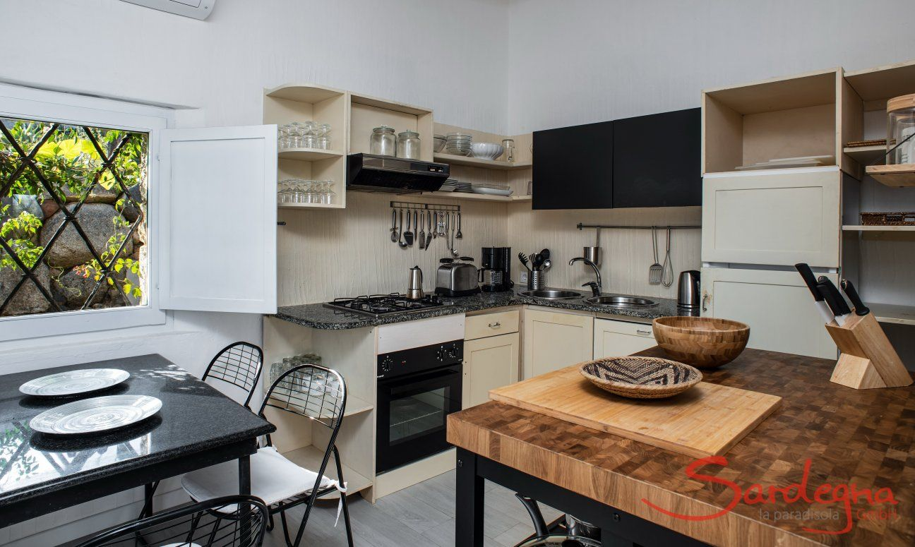 Kitchen Casa 1 Sant'Elmo