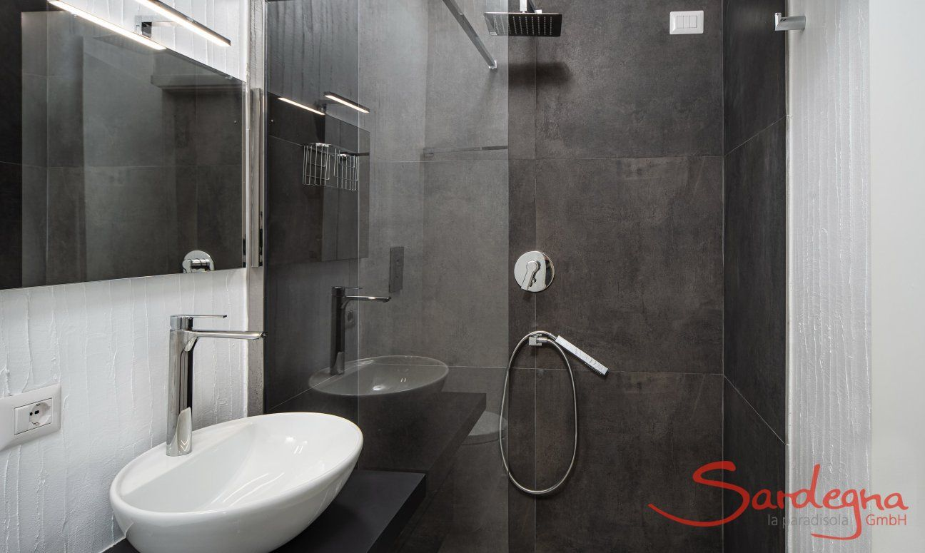 Shower room Casa 1 Sant'Elmo