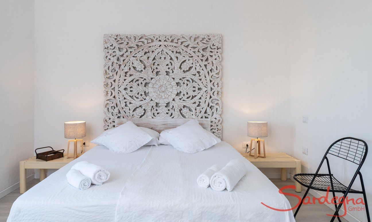 Bedroom Casa 1 Sant'Elmo