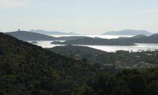 Landscape near Pula