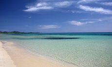 Beach Costa Rei