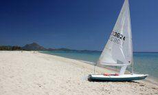 Sailing Costa Rei