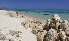 Beach Costa Rei, Via delle Rose;