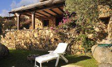 Terrace with garden access