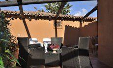 Living area terrace