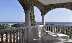 Castededdu 7 with a stunning sea view