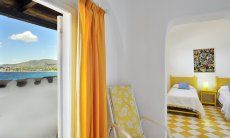 Granny-flat with sea view and bedroom