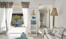 Living area in  Villa Campidano 20