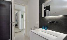 Bathroom with shower  Villa Campidano 21