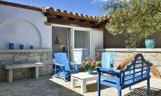 Typical Sardinian Courtyard  Villa Campidano 21