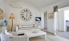 Living room with sofa  Villa Campidano 21