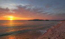 Sonnenaufgang - Sunrise - L'alba
