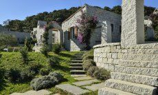 Access from the gardenside to the holiday home Li Conchi 7
