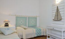 Bedroom with two single beds Li Conchi 7