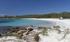 Beach Cala Banana, 5 minutes