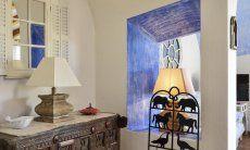 Costa Smeralda furniture style