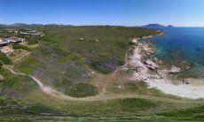 Panorama 360° Golfo di Olbia - Ferienhausanlage Nodu Pianu