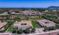 Airview and distance from the sea  Villa Campidano 21