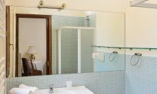 Bathroom 1 with shower