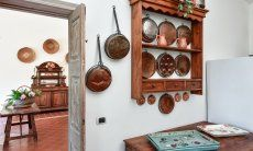 Kitchen furniture details