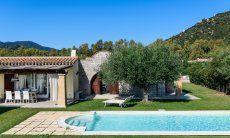Pool of  Villa Campidano 21