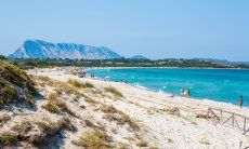 Beach La Cinta, San Teodoro