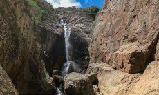 Waterfall Sa Spendula, Villacidro, Sardinia