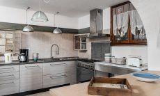 Kitchen, Villa Orchidea A, Costa Rei