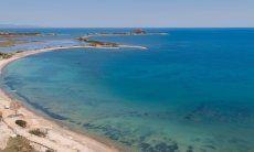 Is Suergius, Agumu, Beach, Pula