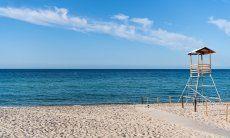 Beach di Solanas
