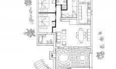 Floor plan  Villa Alessia