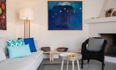 Living room Casa 1 Sant'Elmo