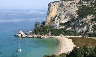 Cove in Cala Luna