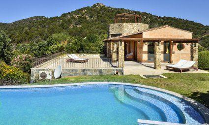 Special pool villas