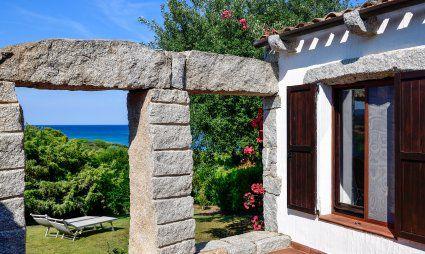 Granite arches