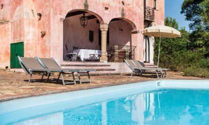 Holiday home Villa del Sole, Is Molas, Pula, South Sardinia