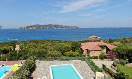 Villa Maestrale, Cala Ginepro, North Sardinia