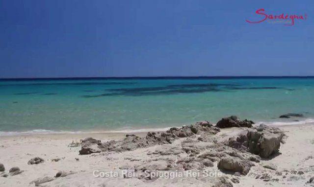 Video beach of Rei Sole