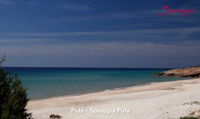 Video Beach of Pula
