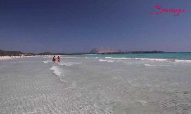 Video Beach La Cinta, San Teodoro