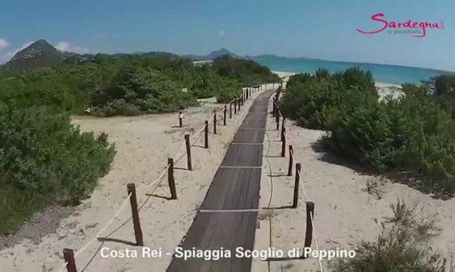 Video Beach Scoglio di Peppino