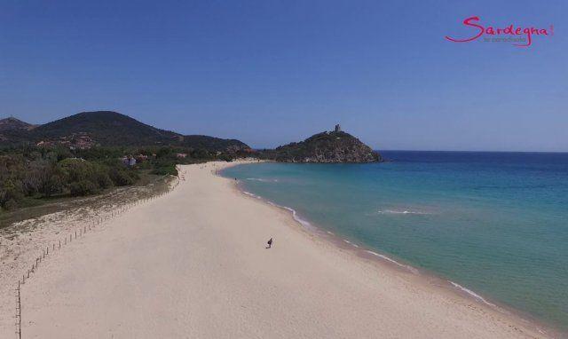 Video Beach zona Chia