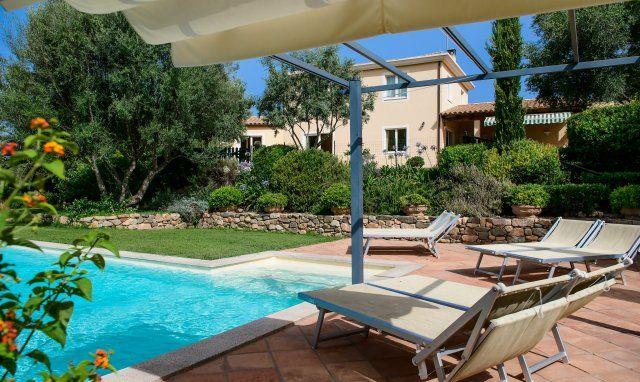 Villa Caroline with private pool