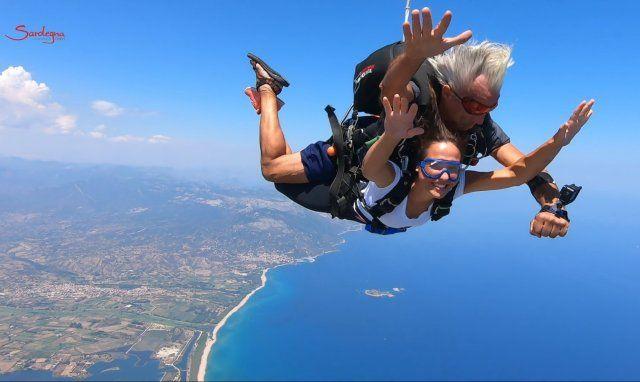 Skydiving - Ogliastra